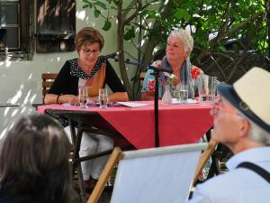 Astrid Marte und Eva Maria Dörn