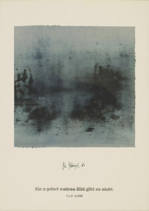 Norbert Pümpel, Ein apriori wahres Bild gibt es nicht, 2007